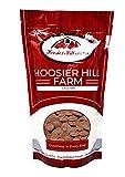 Hoosier Hill Farm - Echte Belgische Milchschokolade (1 kg)...