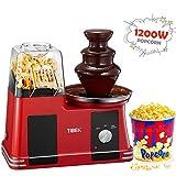 Popcornmaschine für Heimkino, gehören Schokoladenbrunnen,...