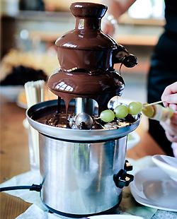 funktion-schokoladenbrunnen